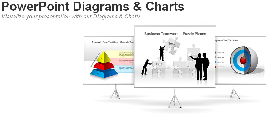 Diagrams Charts Features