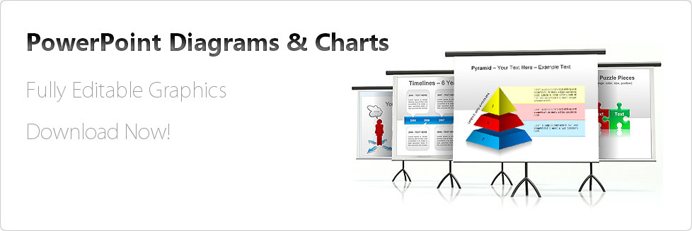 PowerPoint Diagrams &Charts Templates